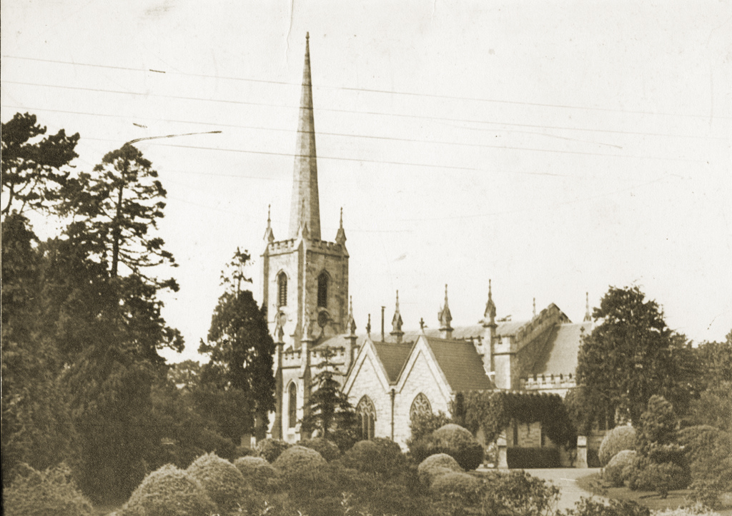Churchmtmerrion 1957